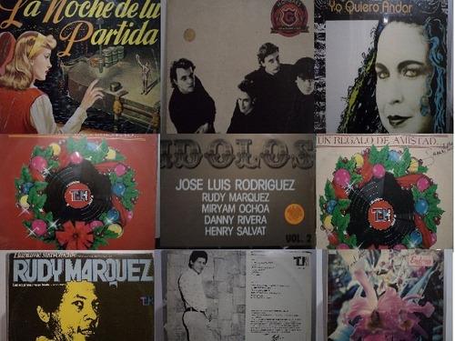 hits primavera - varios artistas -   lp