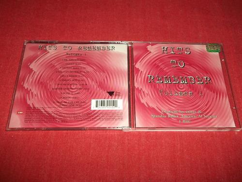 hits to remember - pilot baltimora america cole cd mdisk