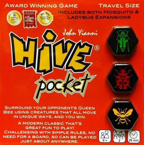 d227a1c9d Hive Pocket - Jogo De Tabuleiro Importado - R  190