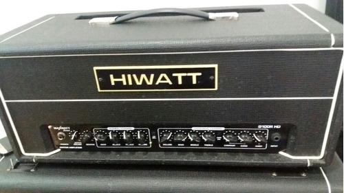 hiwatt hiwatt amplificador