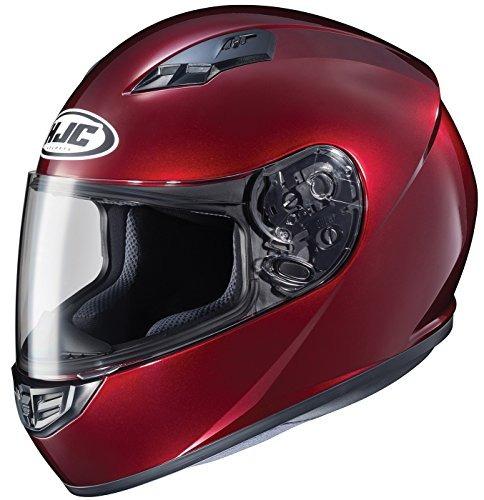 hjc cascos cs-r3unisex-adult full face metalico casco de m