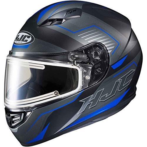 hjc cs-r3 trion - casco de nieve para adulto con escudo elec