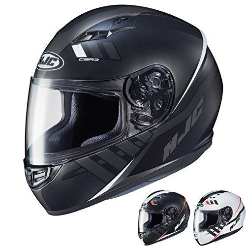 hjc cs-r3espacio¿full-face street casco de motociclet