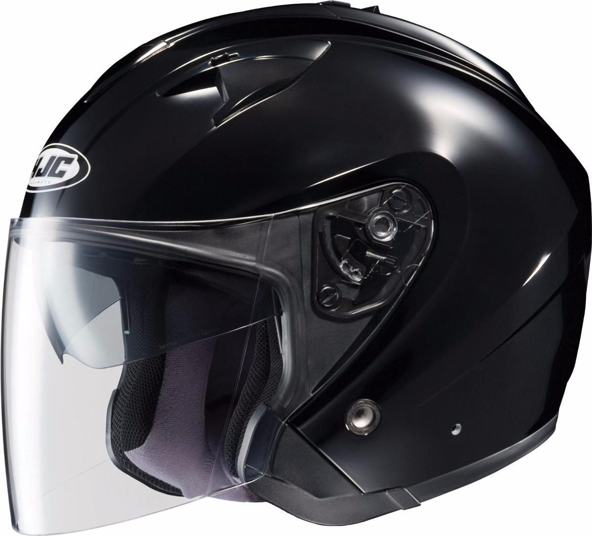 hjc helmets is 33 helmet matte black x large 6 en mercado libre. Black Bedroom Furniture Sets. Home Design Ideas