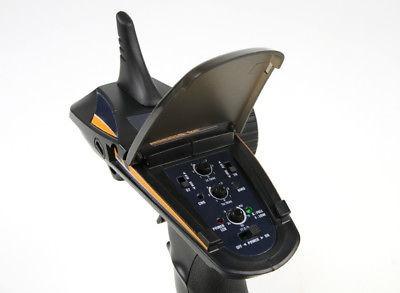hk-gt2b de hobbyking rc 3ch 2.4ghz transmisor y el receptor