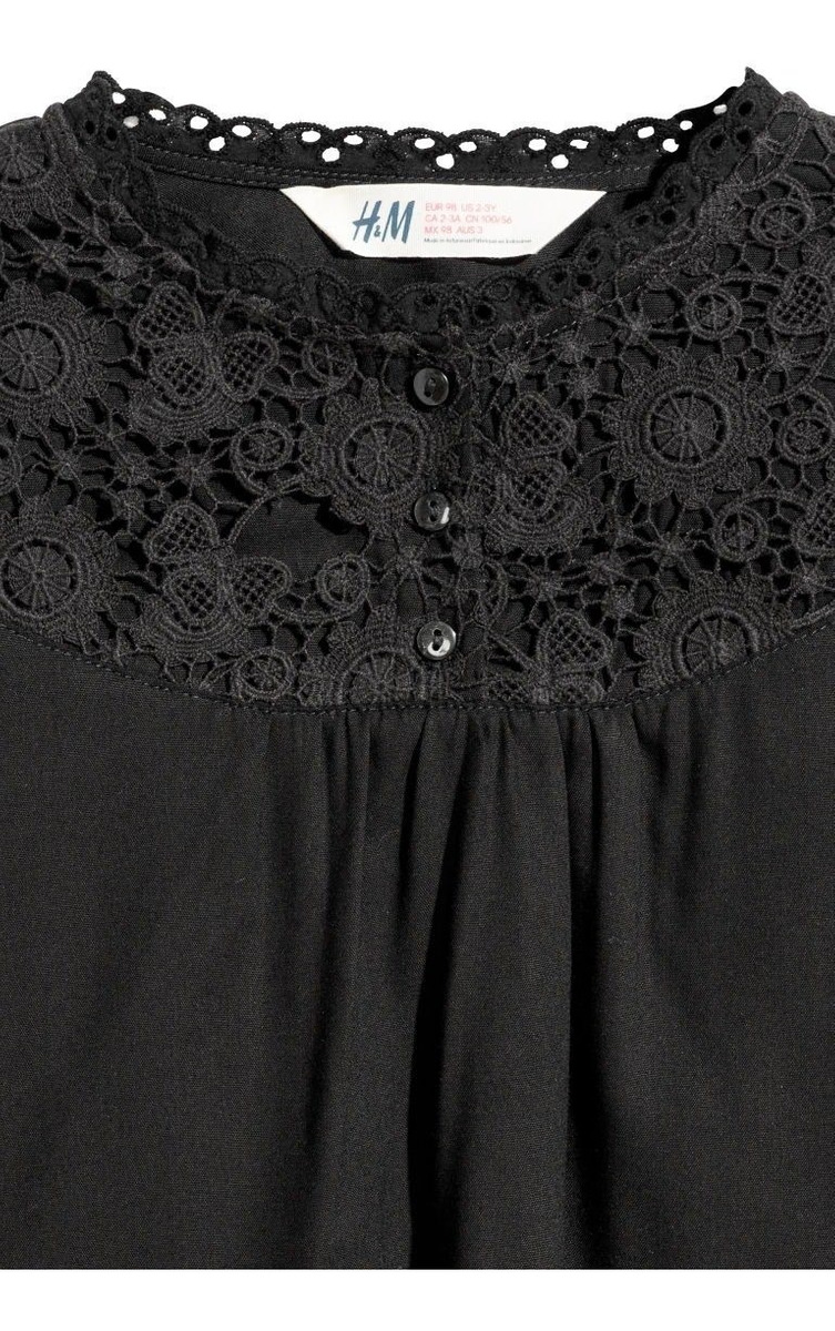 baratas para descuento estilos de moda hermoso estilo H&m Camisa De Niña