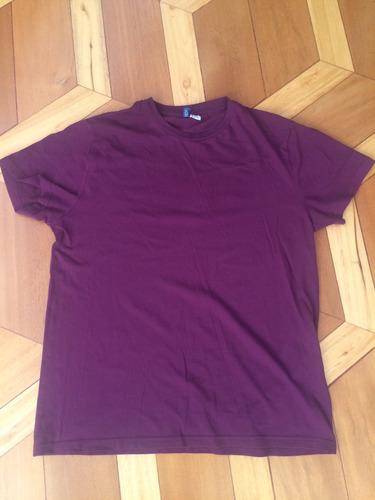 h&m camiseta chico