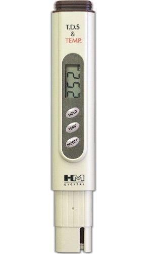 hm digital tds-4tm pocket size tds tester meter with digita