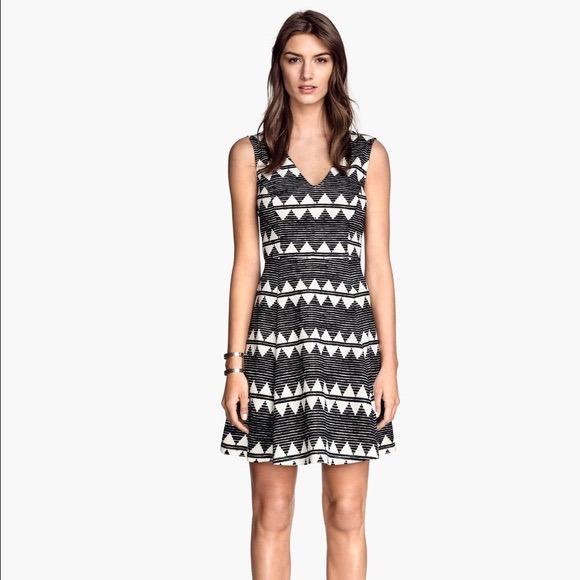 gran venta de liquidación proveedor oficial despeje H&m, Genial Vestido Jersey.
