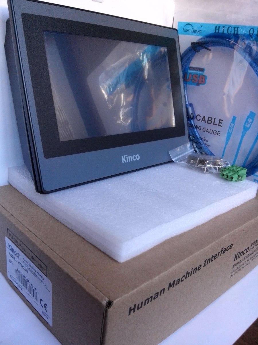 Hmi Kinco Touch A Color Ethernet     plc