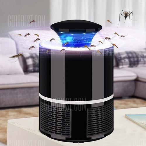 hnw - 018 eléctrico mata mosquitos con la lámpara led - as