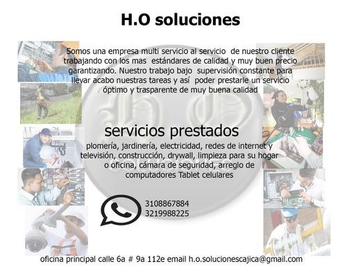 h.o soluciones