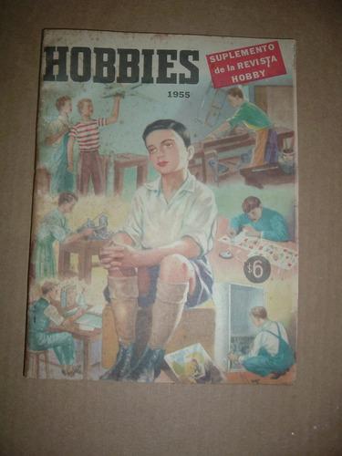 hobbies 1955 suplemento hobby en la plata fraganplat tolosa