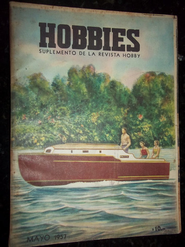hobbies 1957 suplemento hobby en la plata fraganplat tolosa