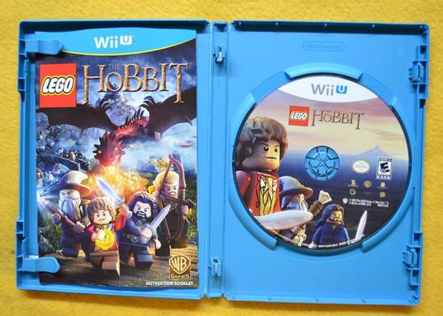 hobbit wii lego