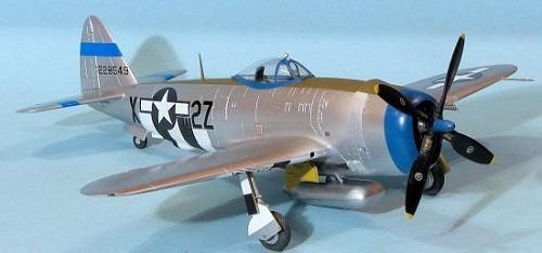 hobbyboss - aviao p-47d thunderbolt fighter