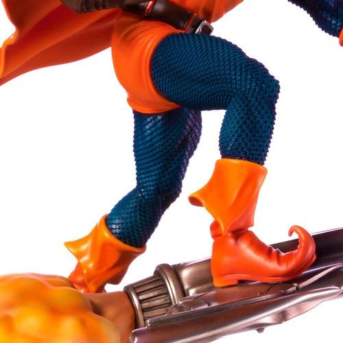 hobgoblin - 1/10 bds - marvel comics - iron studios