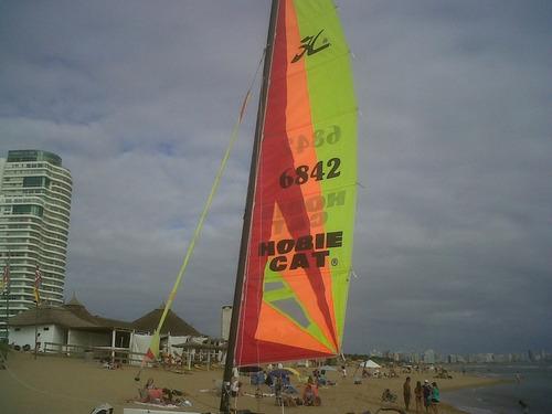 hobie cat pacific 2011 - excelente catamaran