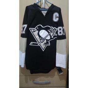 91837d21785a9 Camisa Sidney Crosby no Mercado Livre Brasil
