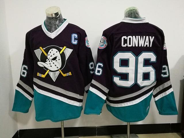 182c15655622c Hockey Anaheim Mighty Ducks Super Patos Atacado +5 Unidades - R  725 ...