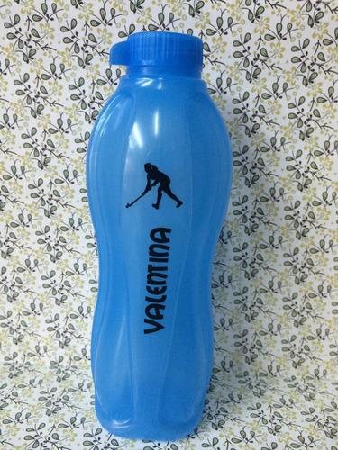 hockey botella plastica deportiva