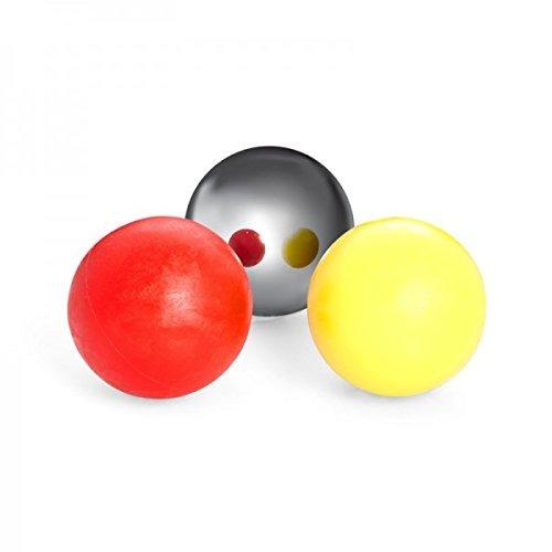 hockey dulce 3 conjunto de la bola con la bola stickhandlin