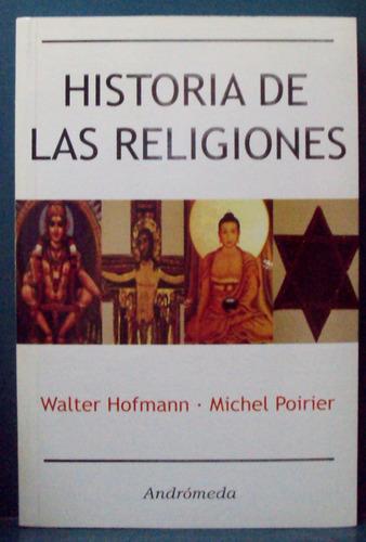 hofman / poirier - historia de las religiones