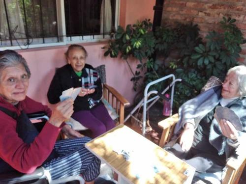 hogar de abuelas por la jubilación!!!