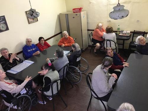 hogar geriatrico entre amigos