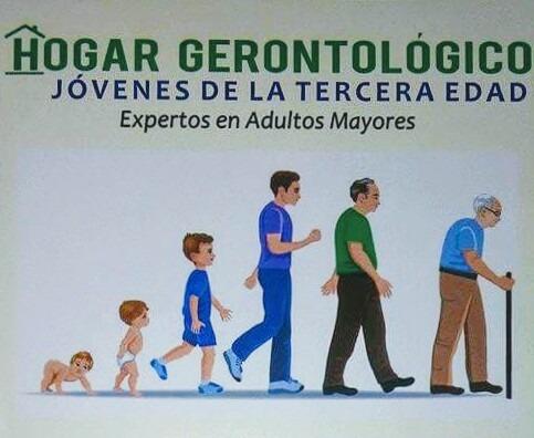 hogar gerontologico jóvenes de la tercera edad.