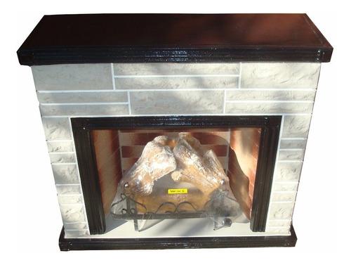 hogar/estufa/calefaccion/ a gas simil madera 5000 calorias
