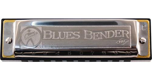 hohner armónica blues bender (do)