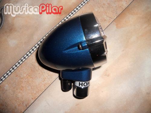 hohner microfono para armonica blues blaster. musicapilar