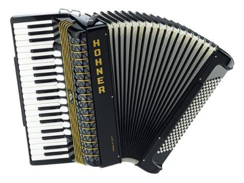 hohner musset de acordeón para piano de bajo del...