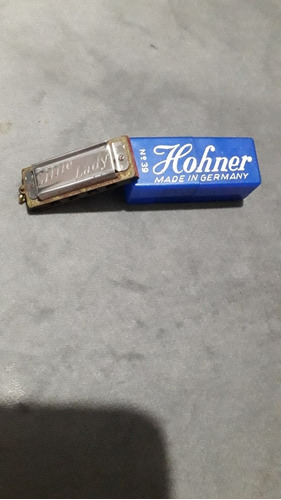 hohner no.39 little lady 4 agujeros con 8 canas