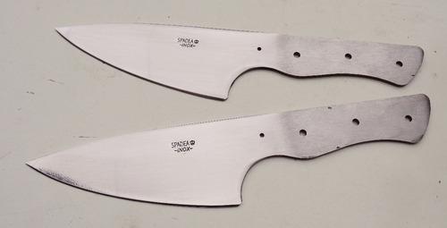 hoja 10,5 cm (4ei h) cuchillo spadea tipo solingen inox 420