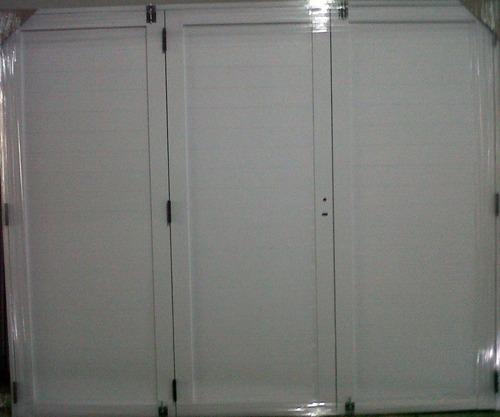 hoja abrir aluminio  blanco fabrica de aberturas caballito