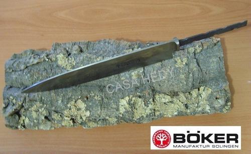 hoja boker arbolito forjada solingen germany 20cm carbono