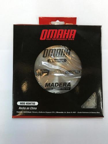 hoja de sierra circular para madera o melamina 184mm 7 1/4 60 dientes disco