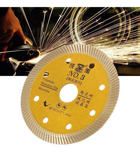hoja de sierra de diamante para cortar hormigón granito márm