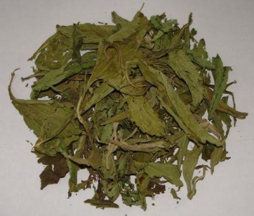 hoja seca de stevia rebaudiana planta deshidratada, 50g