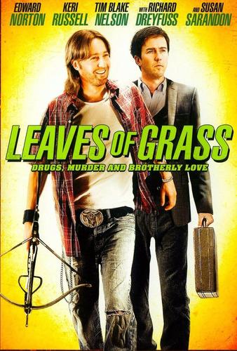 hojas de hierba / dvd / leaves of grass / edward norton