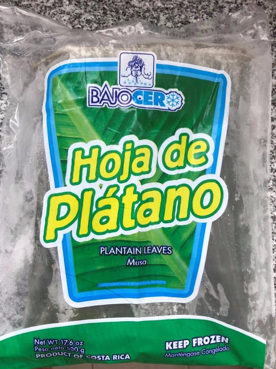 Hojas Para Tamales Y Hallacas En Mercado Libre Argentina # Muebles Hoja De Banano