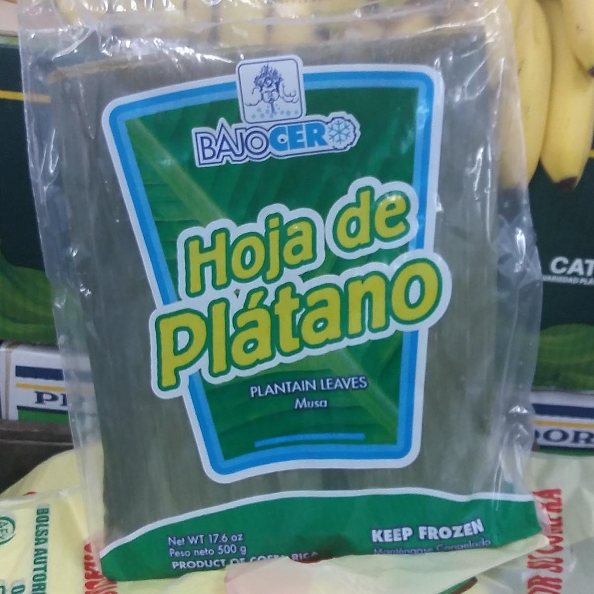 Hoja Platano Hallacas En Mercado Libre Argentina # Muebles Hoja De Banano