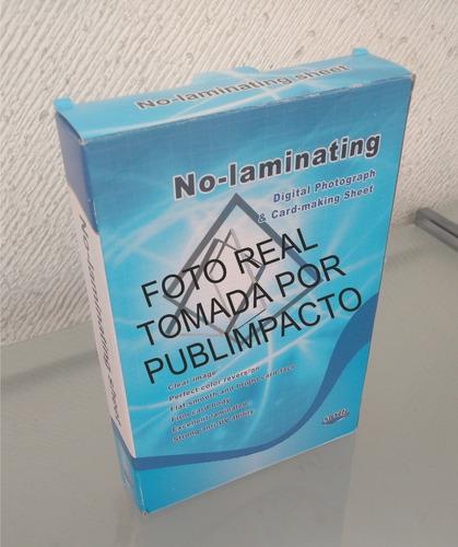 hojas de pvc para 500 credenciales de la mejor calidad
