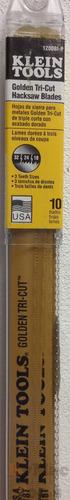hojas de seguetas golden tri-cut 1200bi-p klein tools