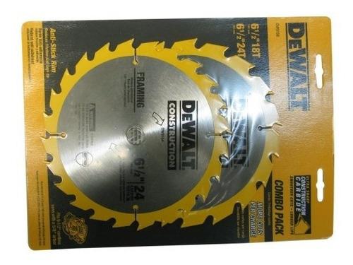 hojas de sierra circular,dewalt dw9158 6-1  2 pulgadas d..