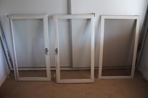 hojas de ventana + mosquitero