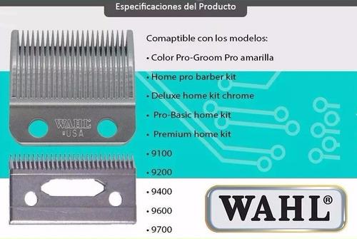 hojillas wahl maquinas super tape made in usa tienda fisica!
