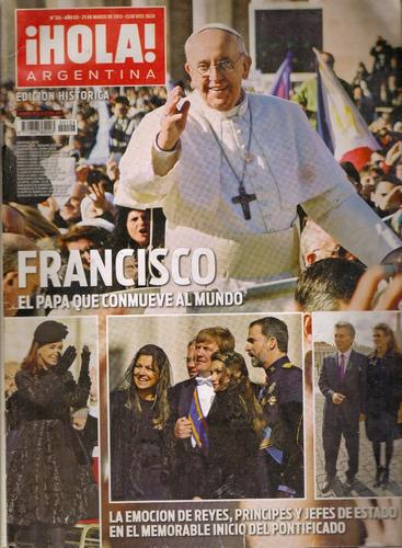 hola | edición histórica | n°124 | año 03 | 25/03/2013